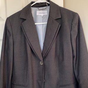 Woman's Calvin Klein suit